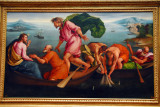 The Miraculous Draught of Fishes, Jacopo Bassano, 1545