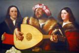 A Concert, Giovanni Cariani, ca 1518