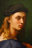 Bindo Altoviti by Raphael, ca 1515