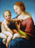 The Niccolini-Cowper Madonna, Raphael, 1508