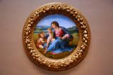 The Alba Madonna, Raphael, ca 1510
