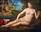 Venus, Bernardino Luini, 1530