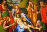 Lamentation, Andrea Solario, ca 1505