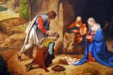 The Adoration of the Shepherds, Giorgione, ca 1505