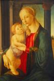 Madonna and Child, Botticelli, ca 1470