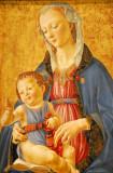 Madonna and Child, Domenico Ghirlandaio, ca 1470