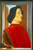 Giuliano de' Medici, Sandro Botticelli, ca 1478