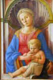 Madonna and Child, Fra Filippo Lippi, ca 1440
