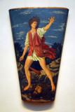 David with the Head of Goliath, Andrea Del Castagno, ca 1450