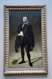 The Tragic Actor (Rouvière as Hamlet) Edouard Manet, 1866