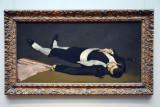 The Dead Toreador, Edouard Manet, ca 1864