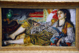 Odalisque, Auguste Renoir, 1870