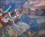 Four Dancers, Edgar Degas, 1899