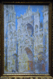 Rouen Cathedral, West Façade, Sunlight, Claude Monet, 1894