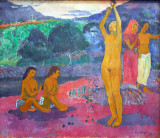 The Invocation, Paul Gauguin, 1903