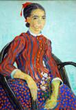 La Mousmé, Vincent Van Gogh, 1888