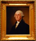 George Washington, Gilbert Stuart, ca 1821
