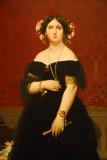 Madame Moitessier, Jean-Auguste-Dominque Ingres, 1851