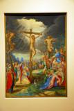The Crucifixion, Friedrich Brentel, 1627
