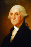 George Washington, Gilbert Stuart, ca 1821