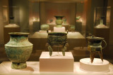 Ancient Chinese bronze vessels, Sackler Gallery