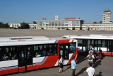 Air Koryo just recently got these nice new busses