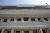 Panmungak (Thongil House) the main building on the North Korean side