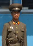 DPRK soldier, Panmunjom