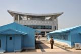 Panmunjom Joint Security Area, Korea