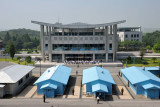 Panmunjom Joint Security Area 판문점 (DMZ)