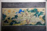 Korean landscape painting, Koryo Museum, Kaesong