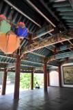 Gate, Koryo Museum, Kaesong
