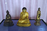 Buddhas, Koryo Museum, Kaesong
