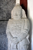 Sculpture from a royal tomb, Koryo Museum
