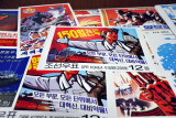 Posters of DPRK stamps For 150 days we will make everything Kaesong