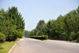The Kaesong-Pyongyang Highway, North Korea