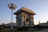 Pyongyang Arch of Triumph
