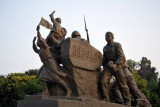 Home Front´s Support for the Front - Victorious Fatherland Liberation War Monument
