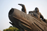 Defending the Sky of the Country - Victorious Fatherland Liberation War Monument