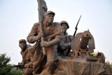 The Battle of Taejon Liberation - July 1950