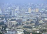 View of Pyongyang, DPRK