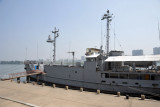 In October 1999, the USS Pueblo (still a commissioned US Navy vessel) was towed around the Korean peninsula unmolested