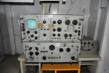 Radio equipment off the bridge of the USS Pueblo