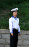 North Korean sailor