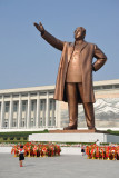 The Great Leader Kim Il Sung