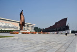 Mansudae Grand Monument, Pyongyang