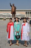 Traditional Korean dresses, Pyongyang