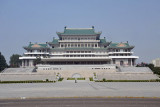 Grand People's Study House (Library) Kim Il Sung Square, Pyongyang