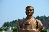 Revolutionary Martyr's Cemetary, Pyongyang