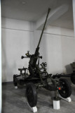 North Korean anti-aircraft gun